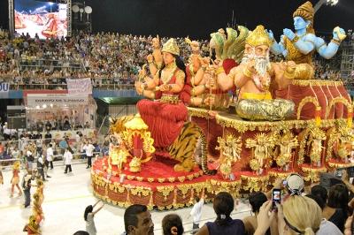サンパウロのカーニバル